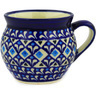12 oz Stoneware Bubble Mug - Polmedia Polish Pottery H0914A