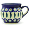 12 oz Stoneware Bubble Mug - Polmedia Polish Pottery H0918A