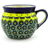 12 oz Stoneware Bubble Mug - Polmedia Polish Pottery H0920A