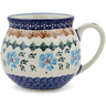 12 oz Stoneware Bubble Mug - Polmedia Polish Pottery H0927L