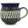 12 oz Stoneware Bubble Mug - Polmedia Polish Pottery H0965B