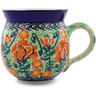 12 oz Stoneware Bubble Mug - Polmedia Polish Pottery H1040I