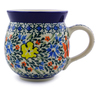12 oz Stoneware Bubble Mug - Polmedia Polish Pottery H1060I