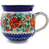 12 oz Stoneware Bubble Mug - Polmedia Polish Pottery H1070I