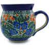 12 oz Stoneware Bubble Mug - Polmedia Polish Pottery H1105I