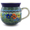12 oz Stoneware Bubble Mug - Polmedia Polish Pottery H1196I
