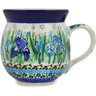 12 oz Stoneware Bubble Mug - Polmedia Polish Pottery H1290L