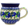 12 oz Stoneware Bubble Mug - Polmedia Polish Pottery H1325D
