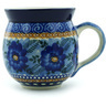 12 oz Stoneware Bubble Mug - Polmedia Polish Pottery H1387B
