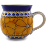 12 oz Stoneware Bubble Mug - Polmedia Polish Pottery H1406I