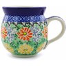 12 oz Stoneware Bubble Mug - Polmedia Polish Pottery H1448B