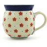 12 oz Stoneware Bubble Mug - Polmedia Polish Pottery H1525H