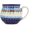 12 oz Stoneware Bubble Mug - Polmedia Polish Pottery H1581L