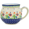 12 oz Stoneware Bubble Mug - Polmedia Polish Pottery H1583L