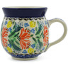 12 oz Stoneware Bubble Mug - Polmedia Polish Pottery H1589K