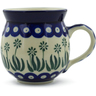 12 oz Stoneware Bubble Mug - Polmedia Polish Pottery H1591K