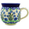 12 oz Stoneware Bubble Mug - Polmedia Polish Pottery H1678D