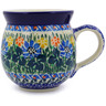 12 oz Stoneware Bubble Mug - Polmedia Polish Pottery H1686B