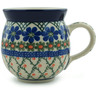 12 oz Stoneware Bubble Mug - Polmedia Polish Pottery H1693B