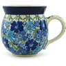 12 oz Stoneware Bubble Mug - Polmedia Polish Pottery H2092H