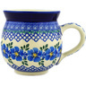 12 oz Stoneware Bubble Mug - Polmedia Polish Pottery H2185D