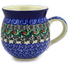 12 oz Stoneware Bubble Mug - Polmedia Polish Pottery H2200E