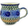 12 oz Stoneware Bubble Mug - Polmedia Polish Pottery H2202E