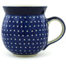 12 oz Stoneware Bubble Mug - Polmedia Polish Pottery H2335H
