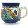 12 oz Stoneware Bubble Mug - Polmedia Polish Pottery H2382G