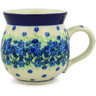 12 oz Stoneware Bubble Mug - Polmedia Polish Pottery H2426E