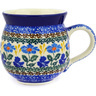 12 oz Stoneware Bubble Mug - Polmedia Polish Pottery H2427E