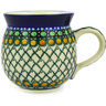 12 oz Stoneware Bubble Mug - Polmedia Polish Pottery H2428E