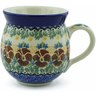 12 oz Stoneware Bubble Mug - Polmedia Polish Pottery H2443C