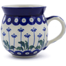 12 oz Stoneware Bubble Mug - Polmedia Polish Pottery H2453B
