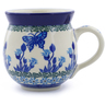 12 oz Stoneware Bubble Mug - Polmedia Polish Pottery H2480J