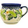 12 oz Stoneware Bubble Mug - Polmedia Polish Pottery H2520D