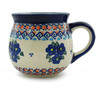12 oz Stoneware Bubble Mug - Polmedia Polish Pottery H2835I