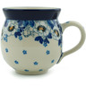 12 oz Stoneware Bubble Mug - Polmedia Polish Pottery H2882I