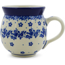 12 oz Stoneware Bubble Mug - Polmedia Polish Pottery H3016K