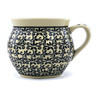 12 oz Stoneware Bubble Mug - Polmedia Polish Pottery H3129H