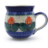 12 oz Stoneware Bubble Mug - Polmedia Polish Pottery H3150A
