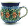 12 oz Stoneware Bubble Mug - Polmedia Polish Pottery H3158A