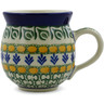 12 oz Stoneware Bubble Mug - Polmedia Polish Pottery H3162A
