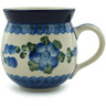 12 oz Stoneware Bubble Mug - Polmedia Polish Pottery H3163A