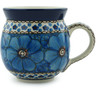 12 oz Stoneware Bubble Mug - Polmedia Polish Pottery H3173A