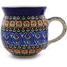 12 oz Stoneware Bubble Mug - Polmedia Polish Pottery H3175A
