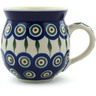 12 oz Stoneware Bubble Mug - Polmedia Polish Pottery H3179A