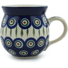 12 oz Stoneware Bubble Mug - Polmedia Polish Pottery H3180A