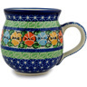 12 oz Stoneware Bubble Mug - Polmedia Polish Pottery H3181A
