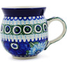 12 oz Stoneware Bubble Mug - Polmedia Polish Pottery H3187A
